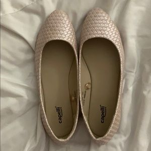Nude flats never ever used